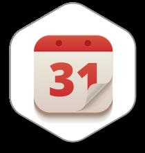 intégration calendrier fichier ICS