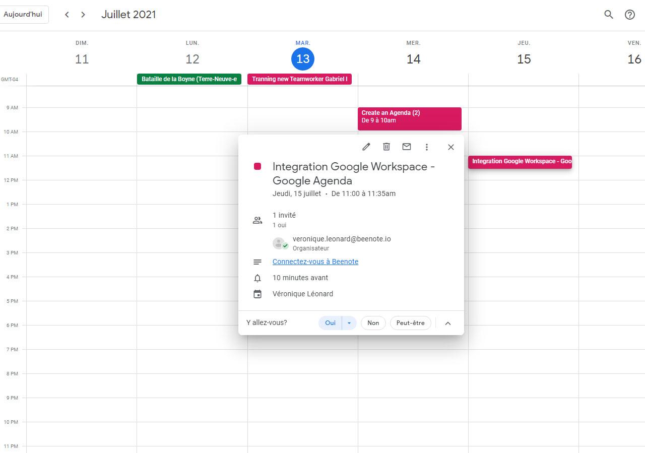 Beenote-integrations-agenda-googlel-lier-beenote-FR1