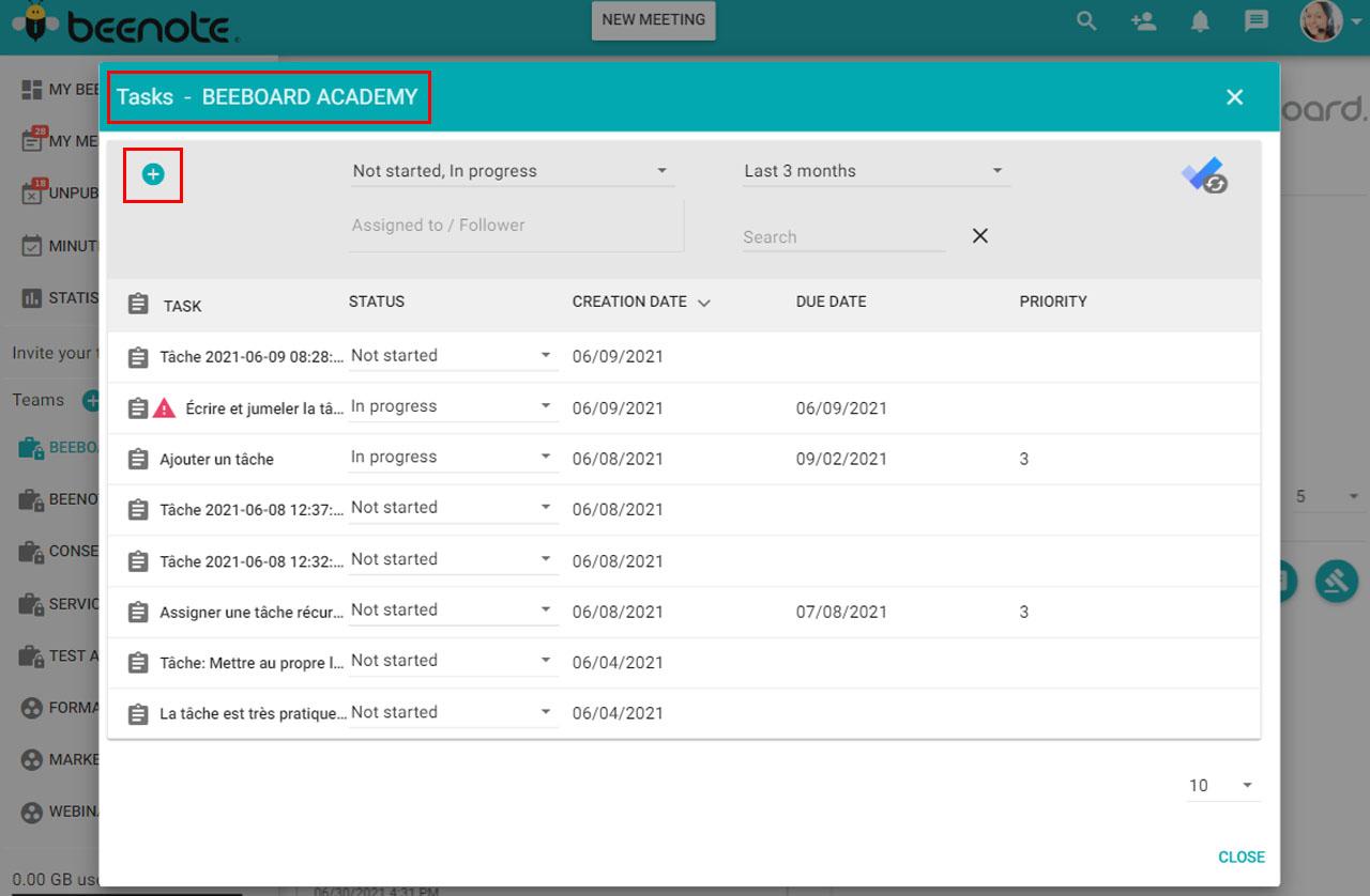Beenote-Folder-Management-info-change-a-folder-by-a-team