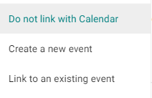 Beenote-do-not-link-with-calender